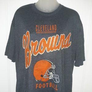 🔥NWOT🔥Cleveland Browns NFL Tshirt Vintage Style